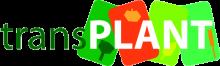 The transPLANT logo